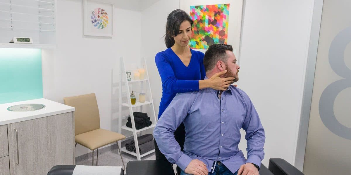 spinal readjustment at ChiroRelief